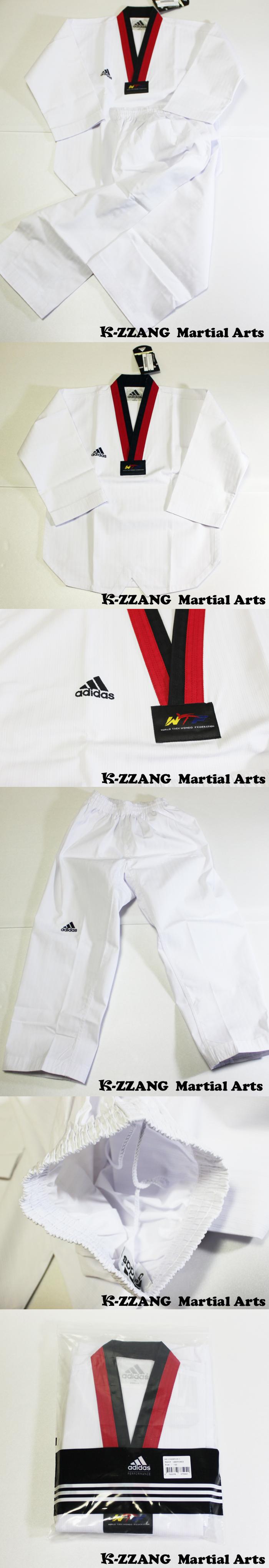 ... POOM DOBOK uniforms uniform Tae Kwon TKD addidas Kukkiwon WTF
