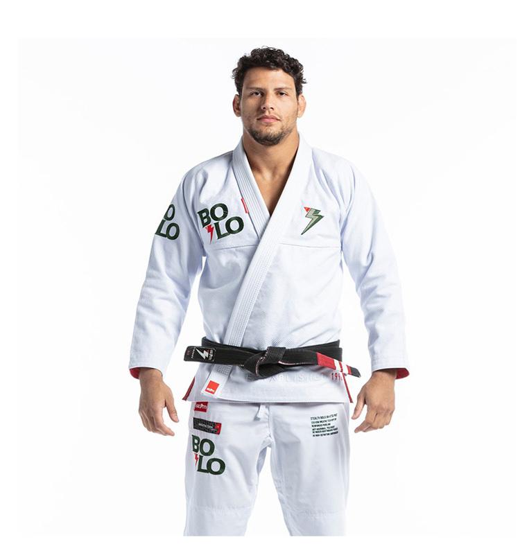 Jujitsu Judo MMA White Kimono Gi Size 2